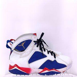 Nike Air Jordan 7 Retro Olympic Men's Size 12